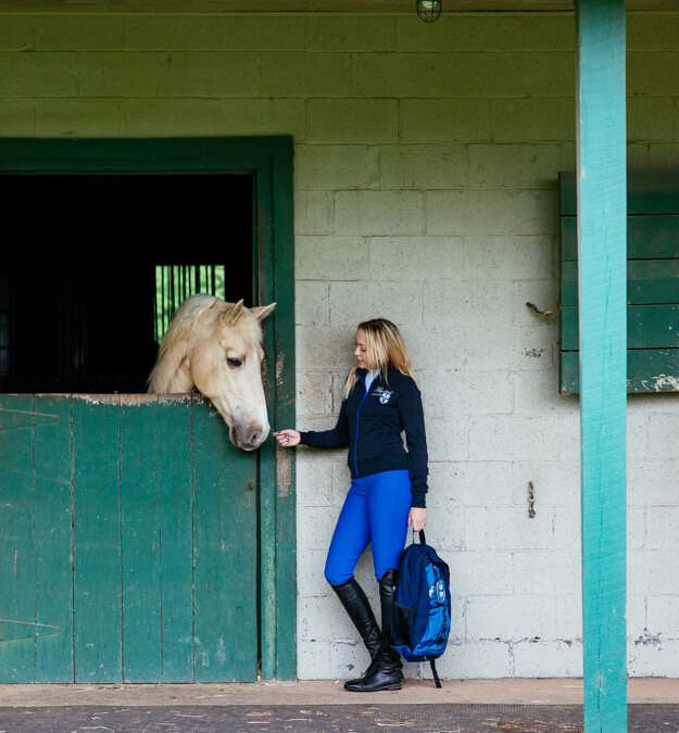 THE PLAID HORSE : BRANDI CYRUS : JUNE 2015